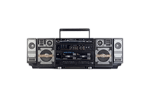 View All Boom Boxes